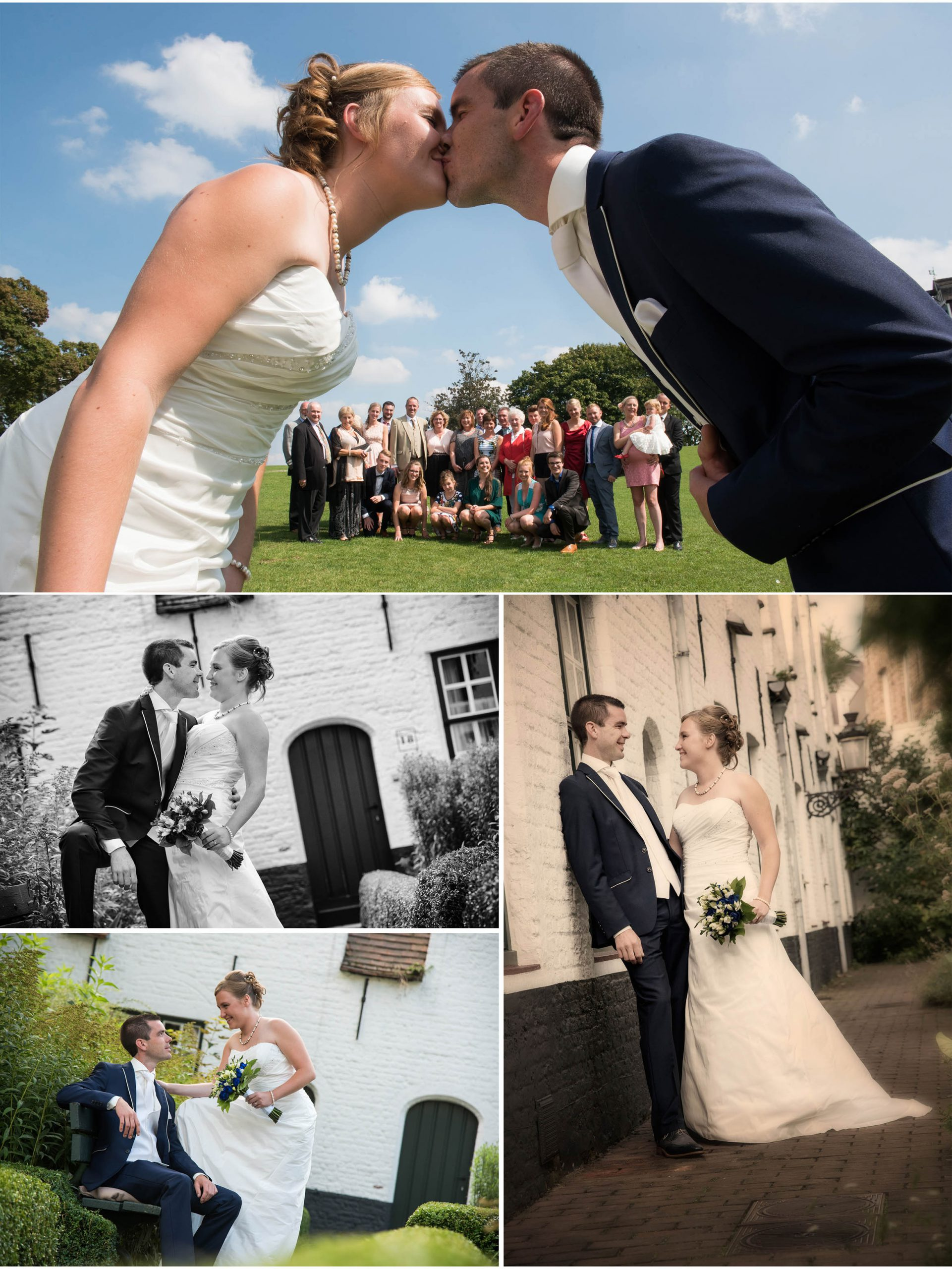 huwelijksfotograaf Sint-Laureins