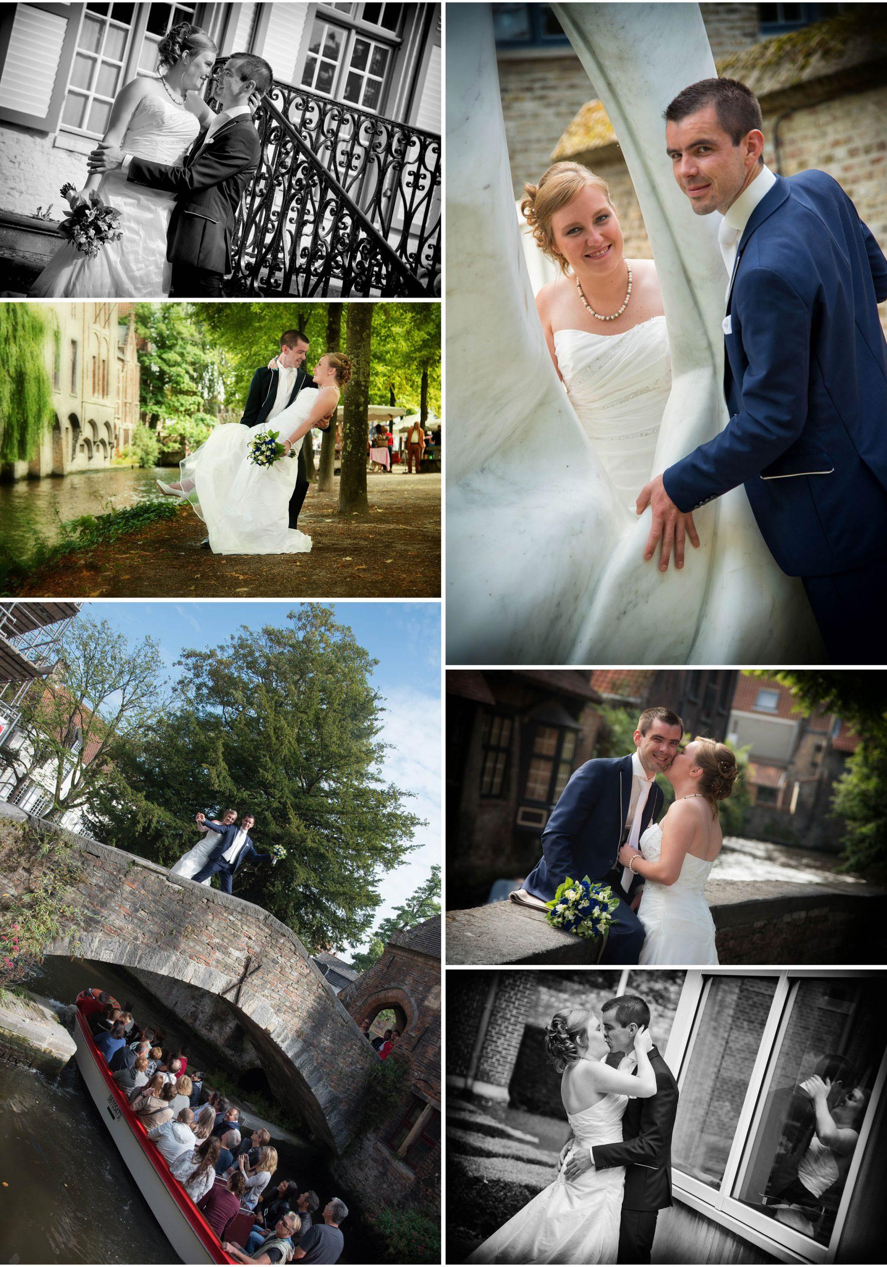 huwelijksfotograaf Adegem