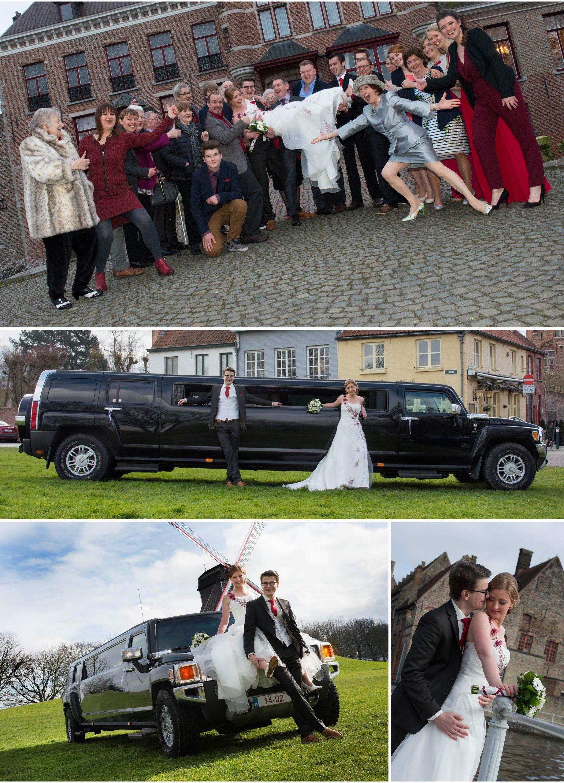huwelijksfotograaf Ertvelde