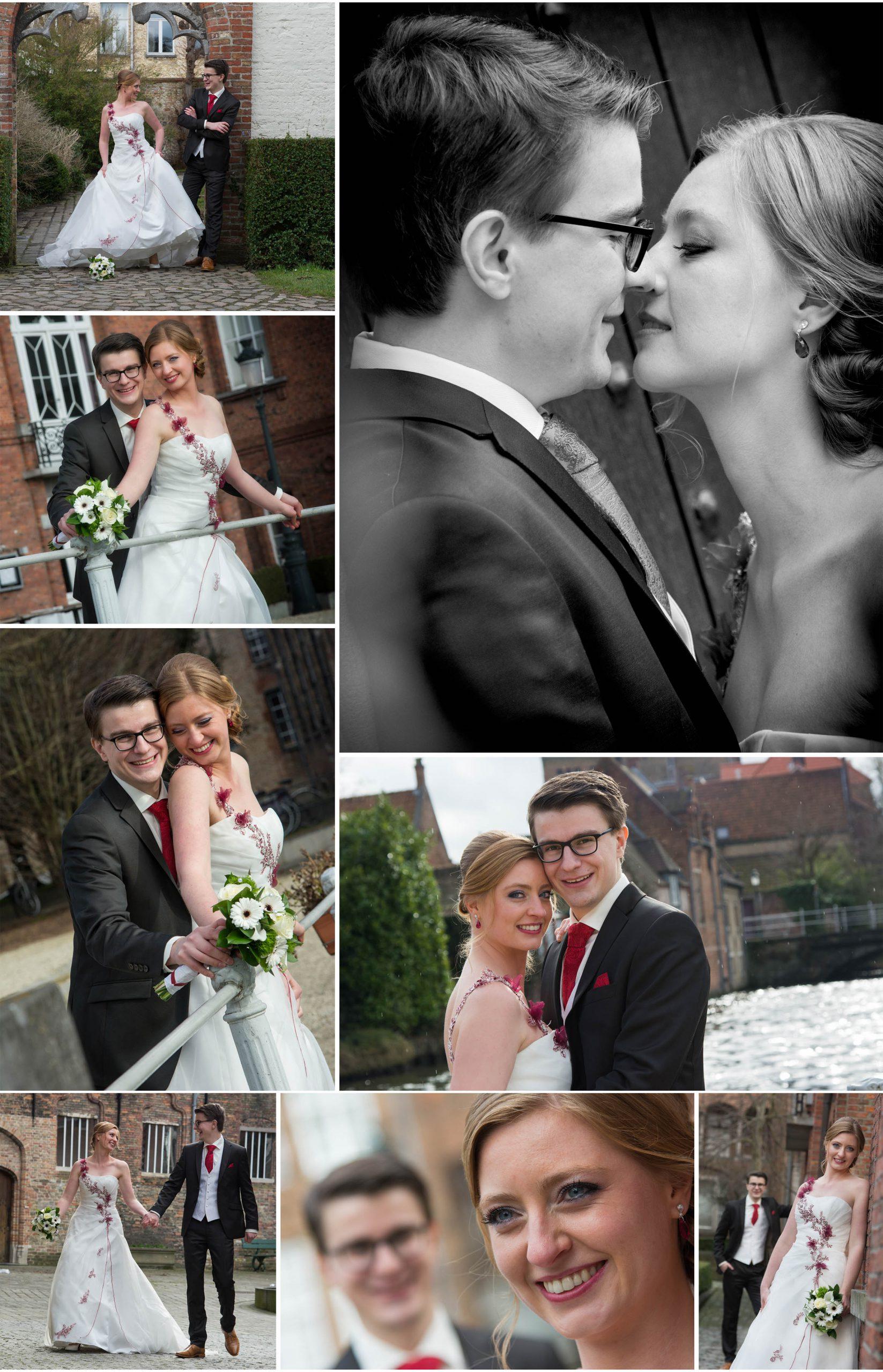 huwelijksfotograaf Veldegem