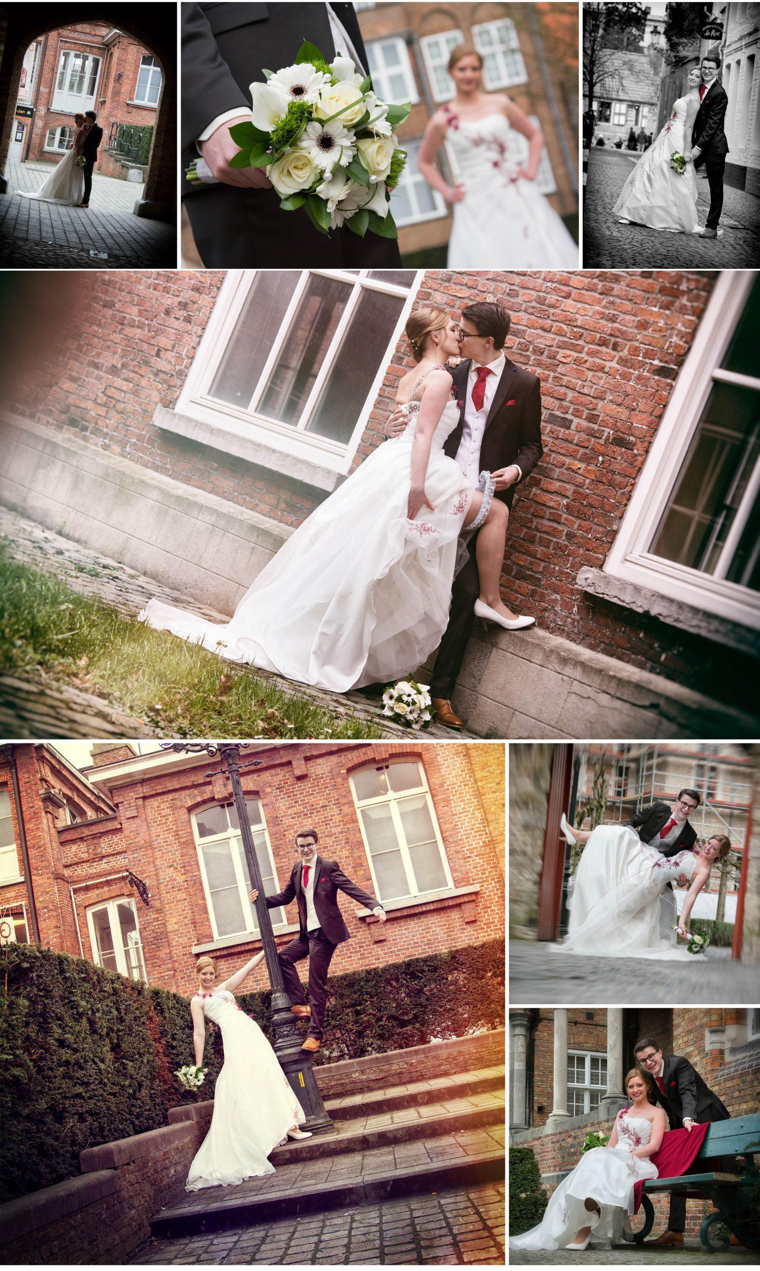 huwelijksfotograaf Drongen