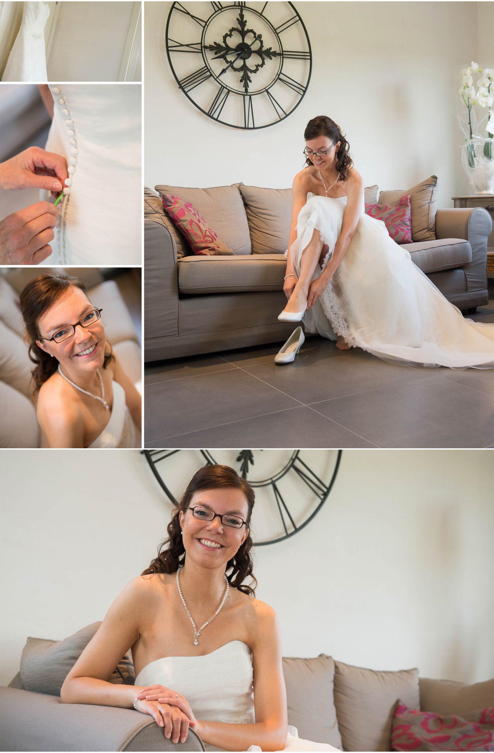 huwelijksfotograaf Tielt