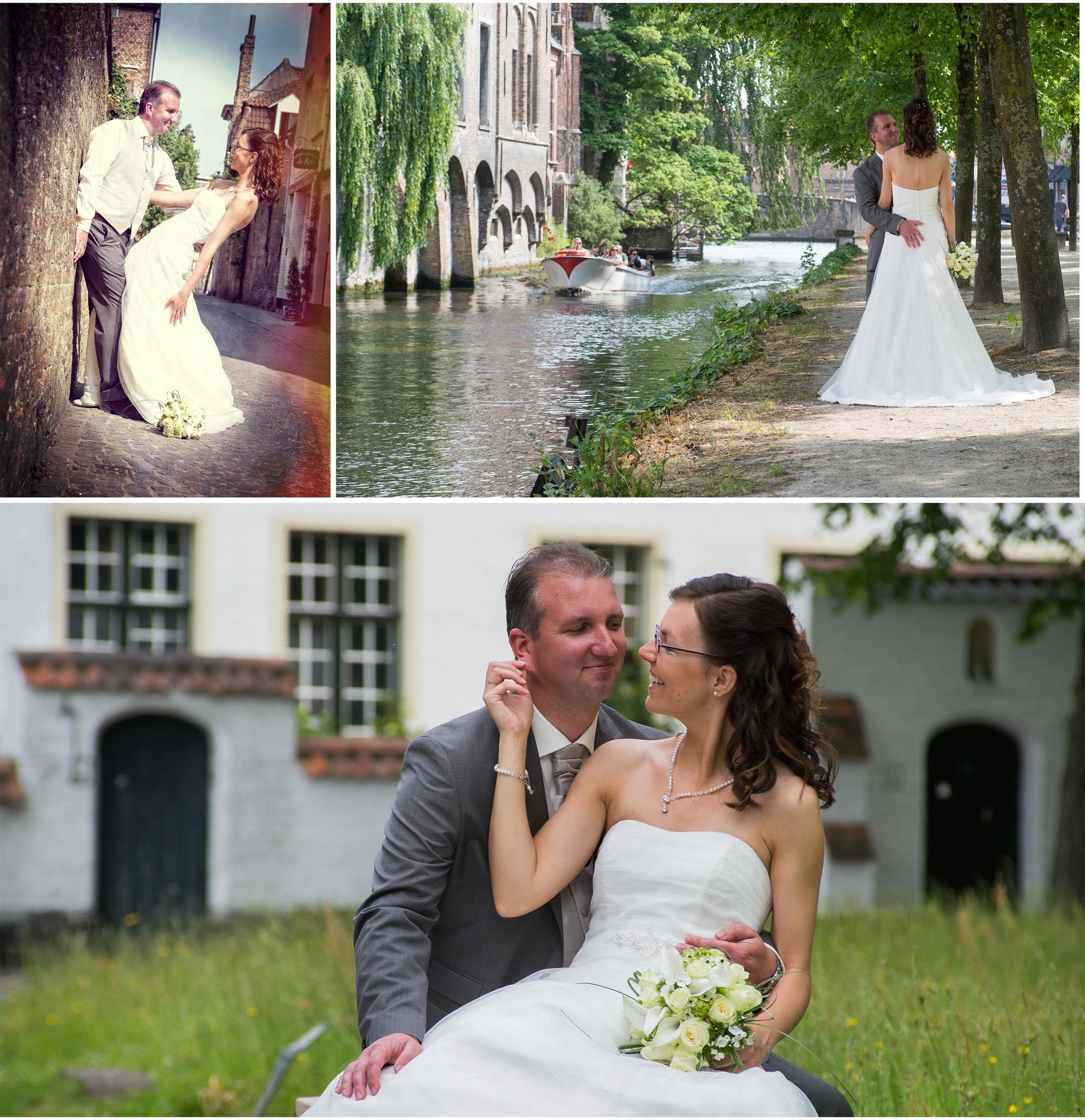 huwelijksfotograaf Wondelgem