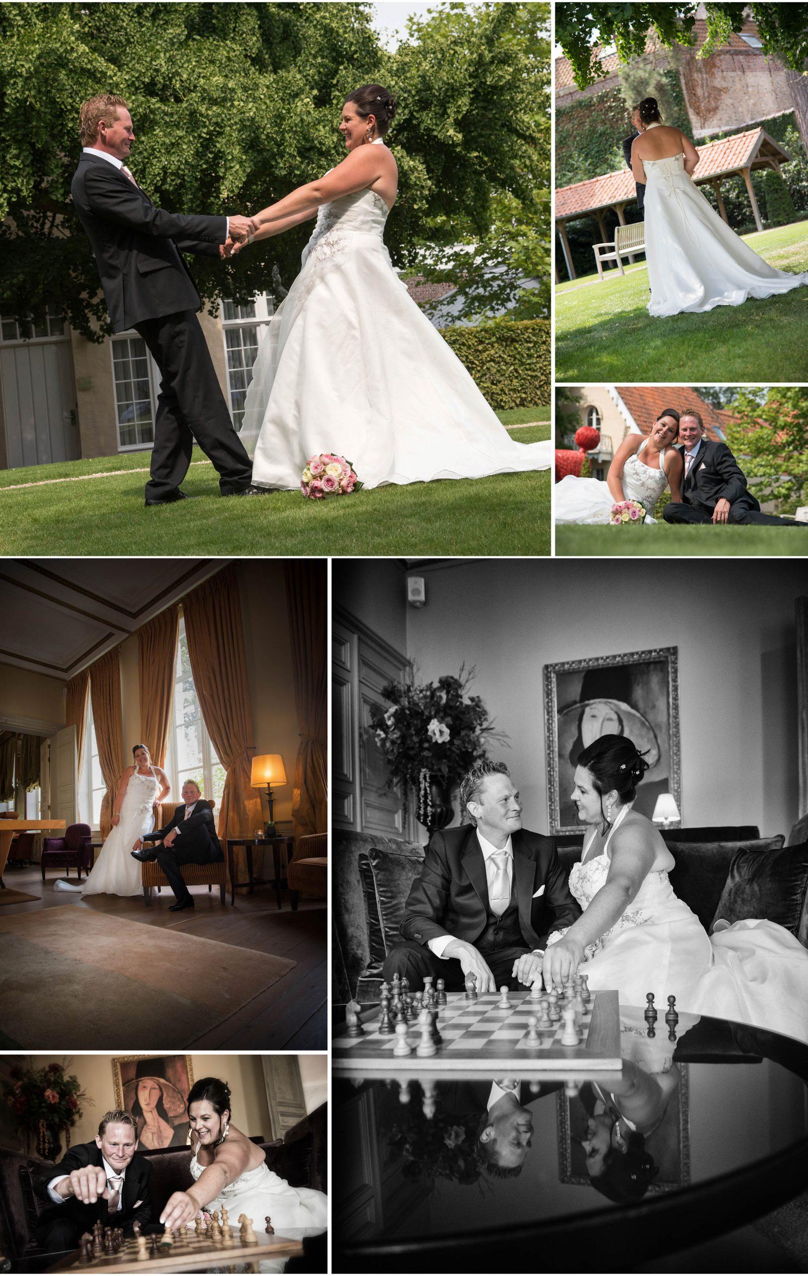 huwelijksfotograaf Grammene