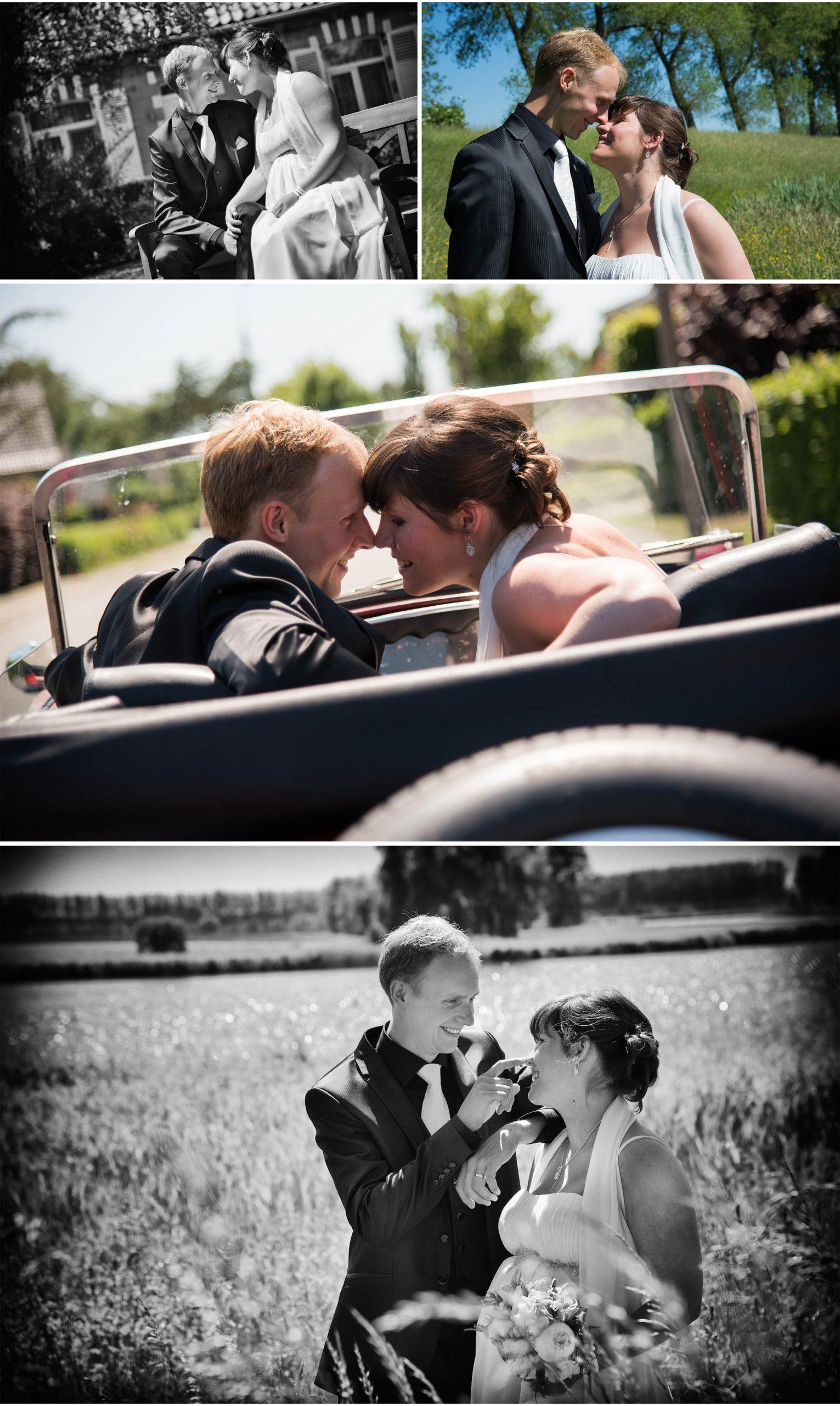 huwelijksfotograaf Hansbeke
