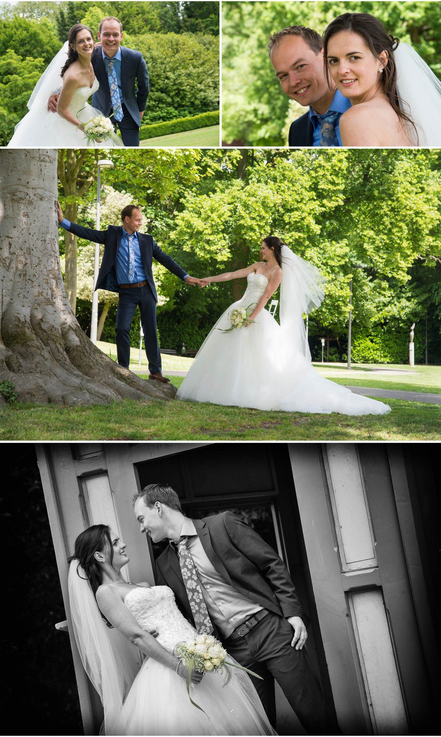 huwelijksfotograaf Waterland-Oudeman