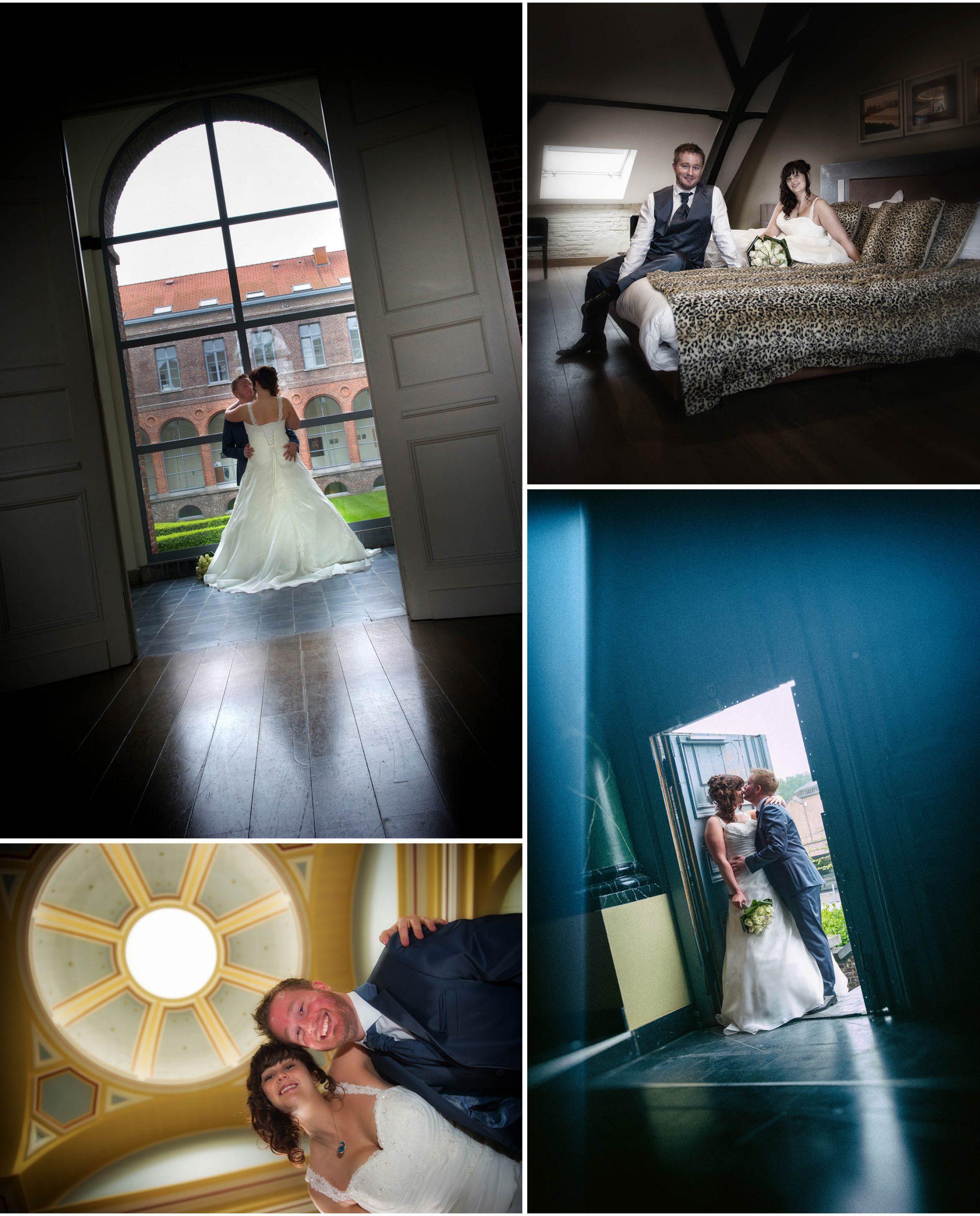 huwelijksfotograaf Poeke
