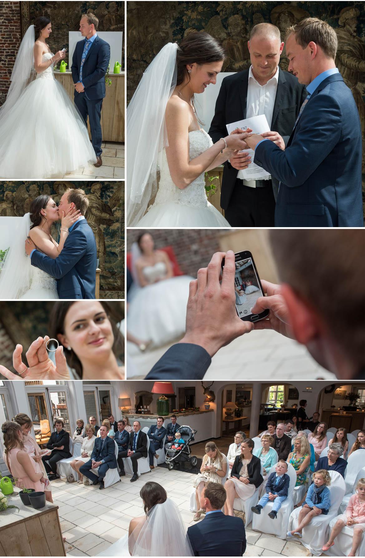 huwelijksfotograaf Sint-Michiels