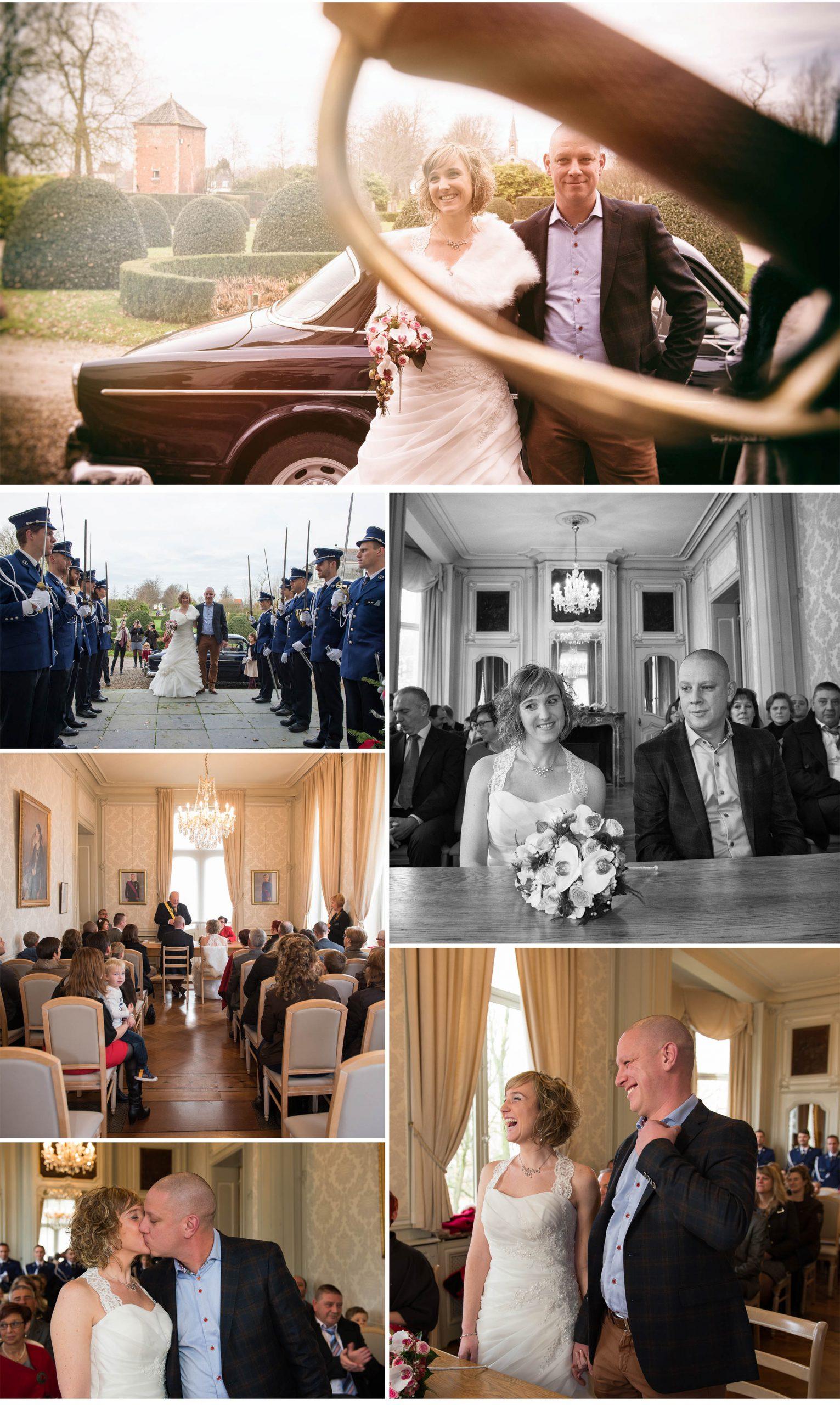 huwelijksfotograaf knokke-Heist