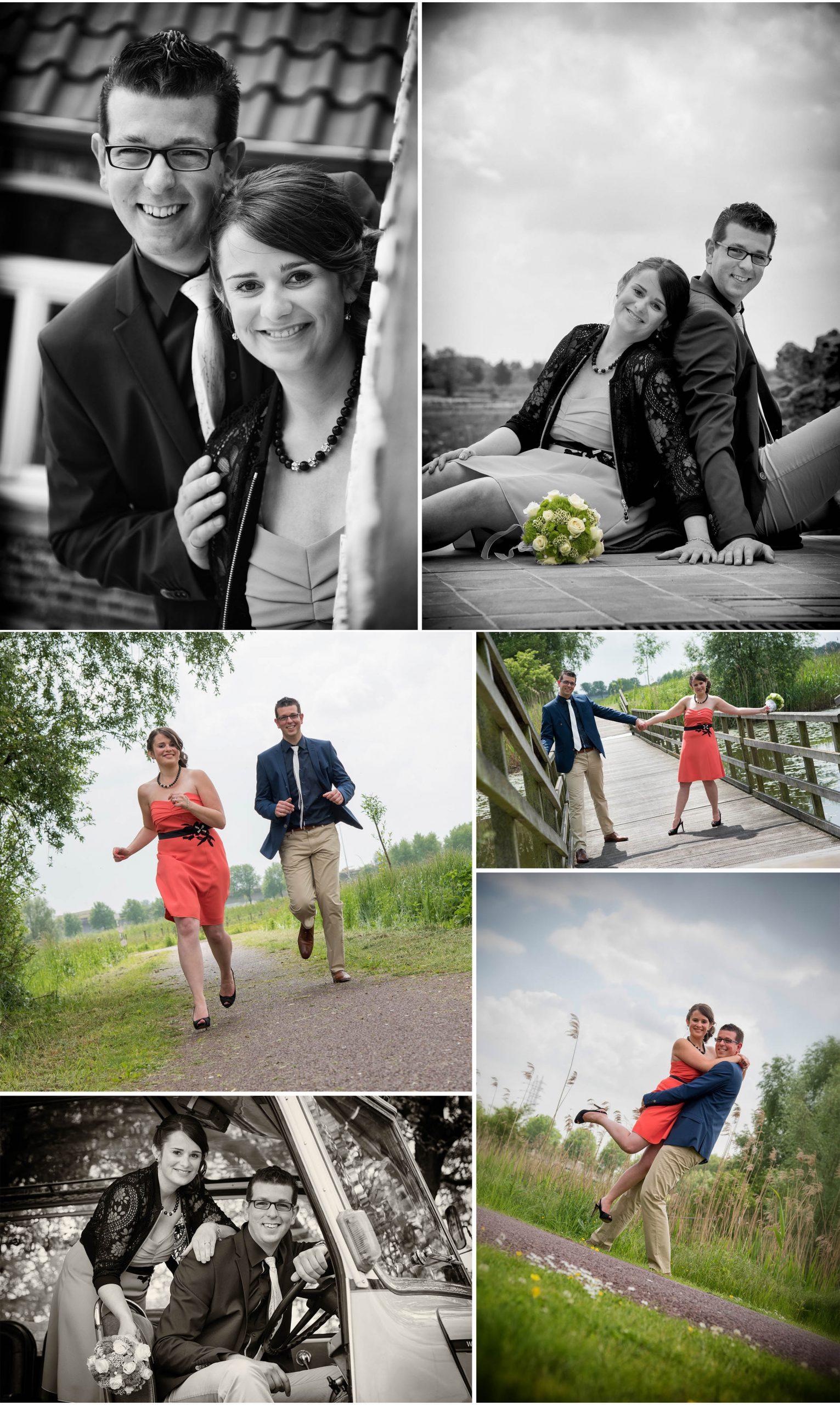 huwelijksfotograaf Varsenare