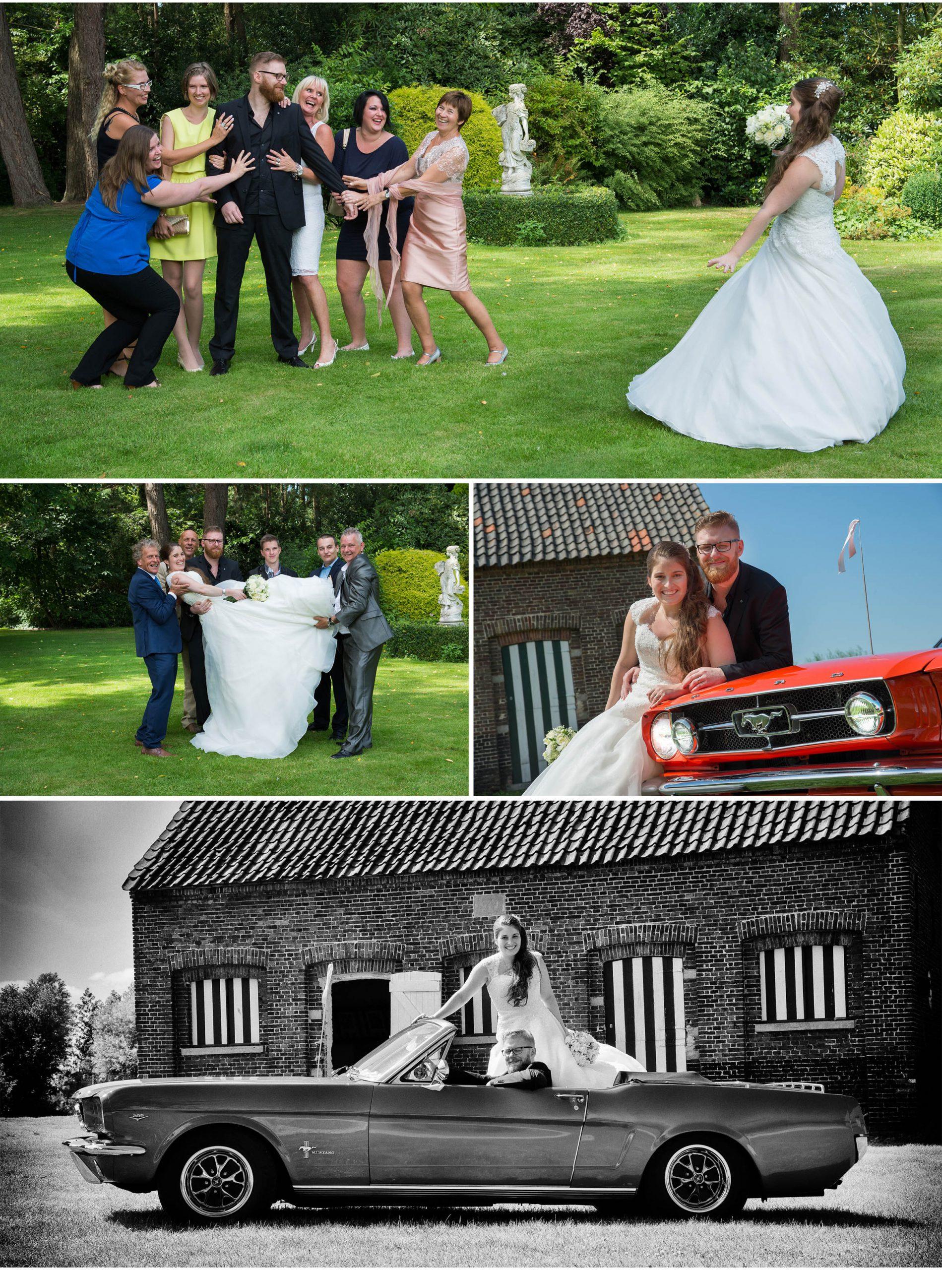 huwelijksfotograaf Deerlijk