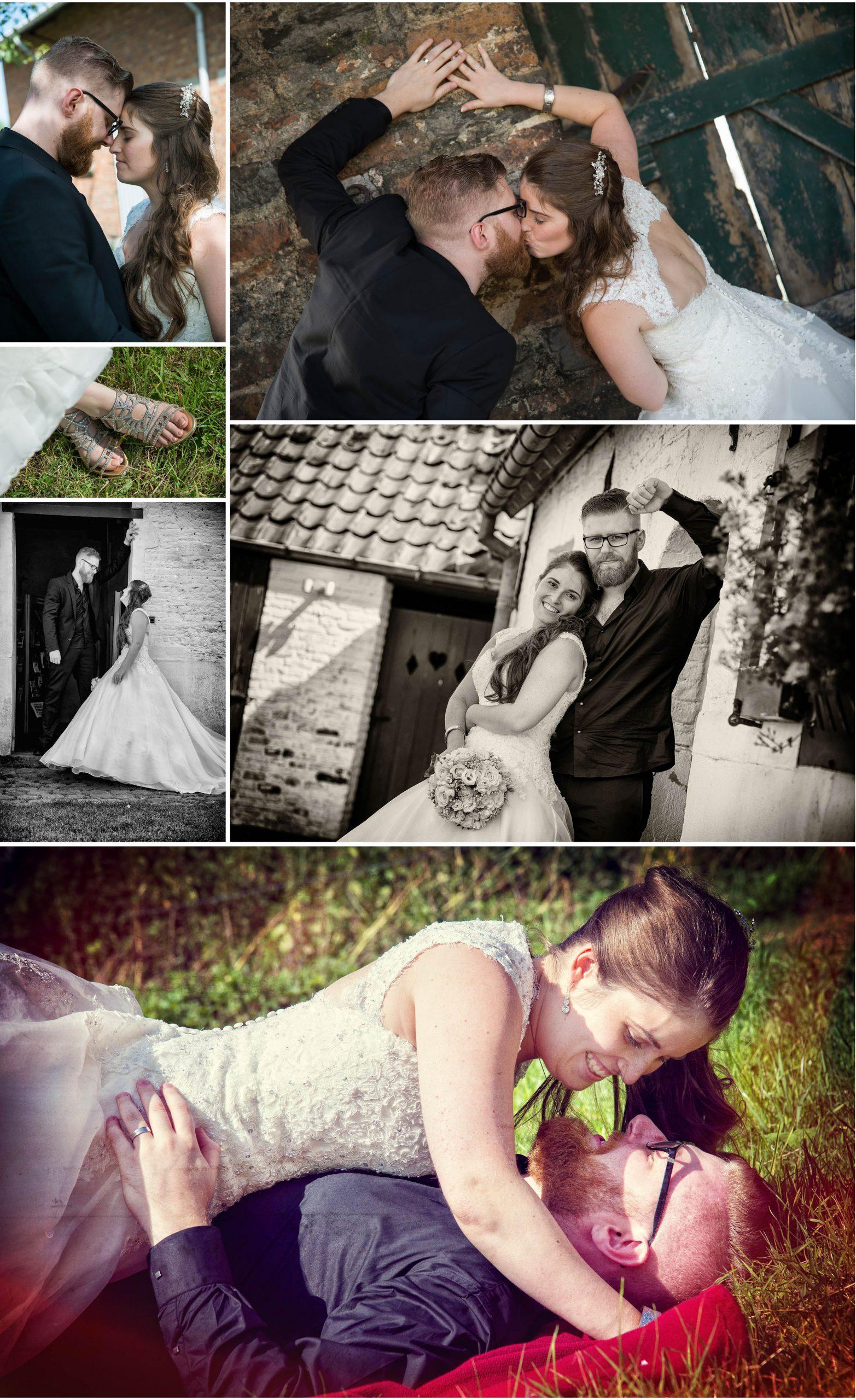 huwelijksfotograaf Staden