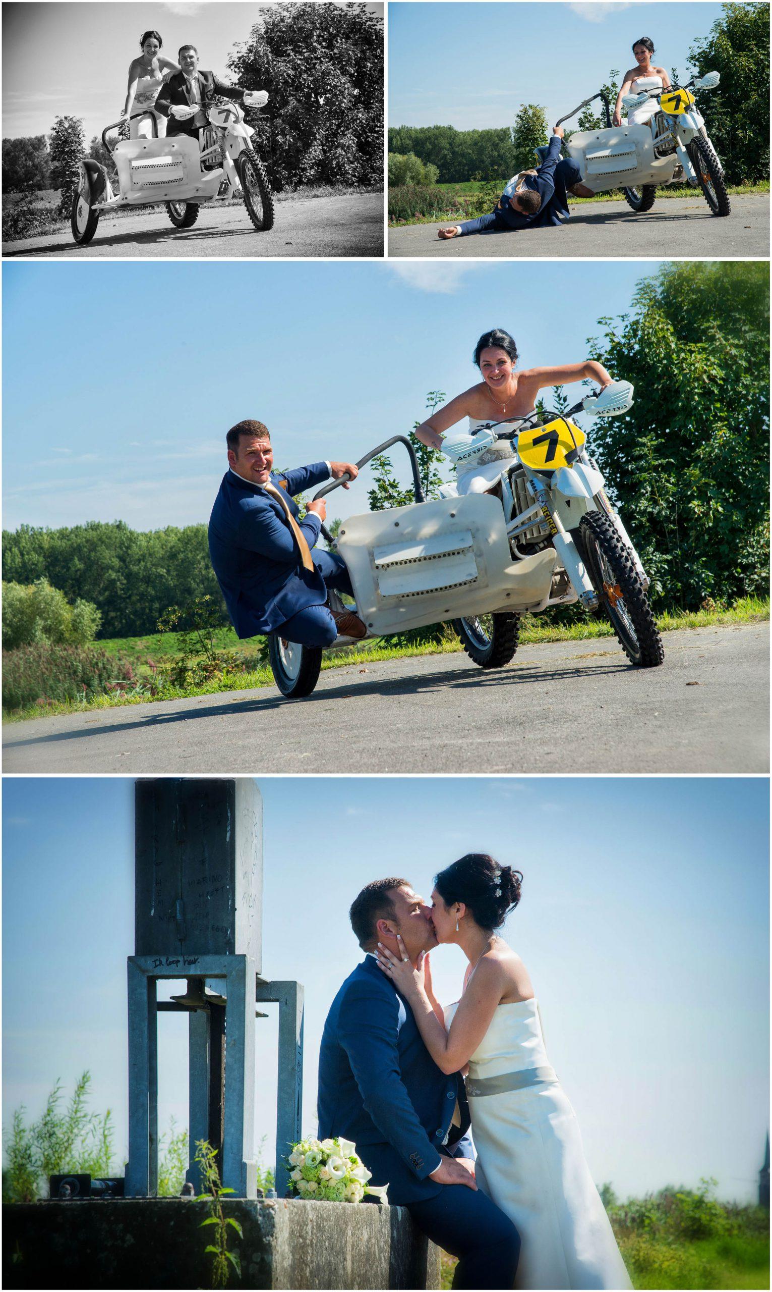 huwelijksfotograaf Oosterzele