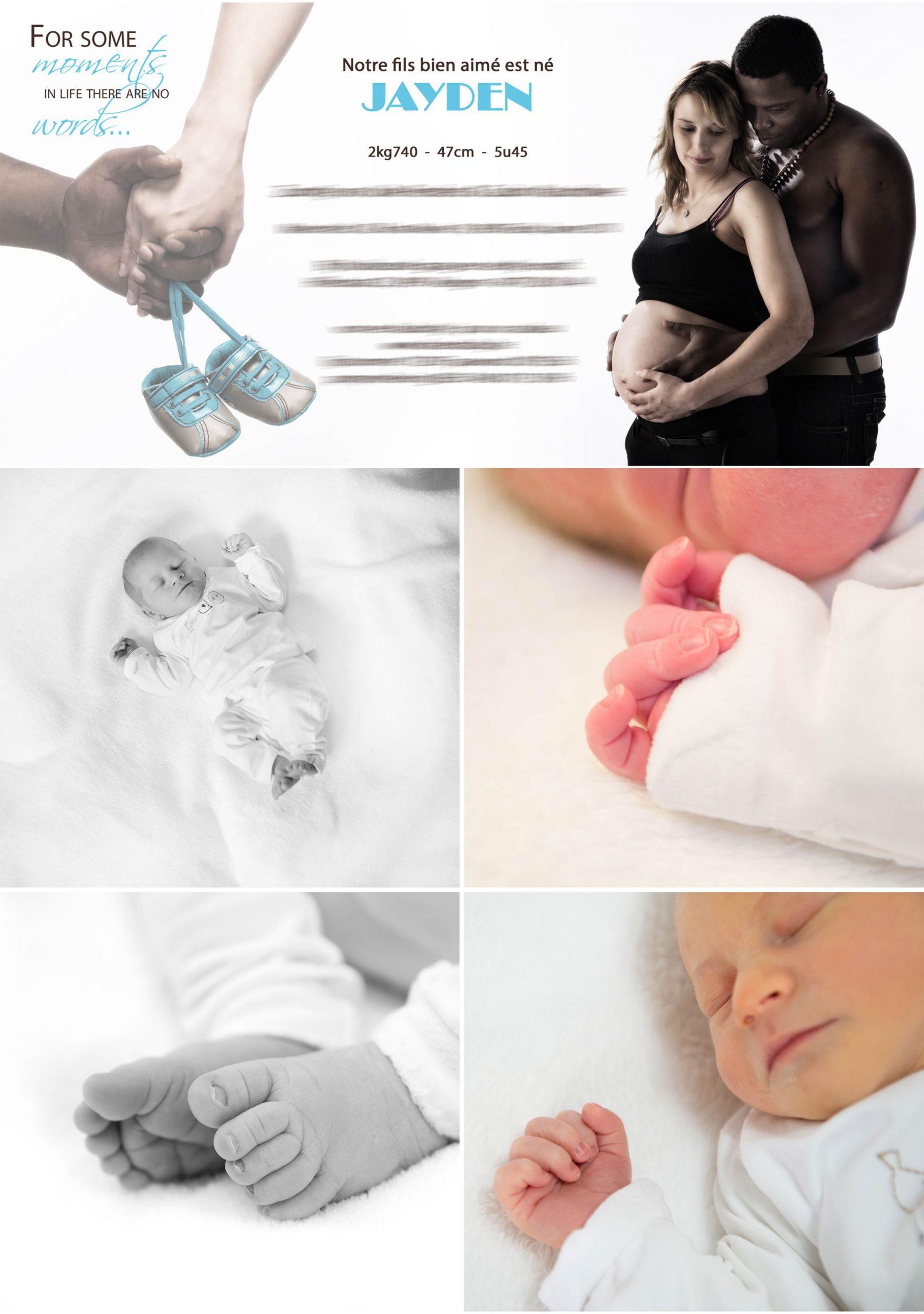 geboorte-kaart