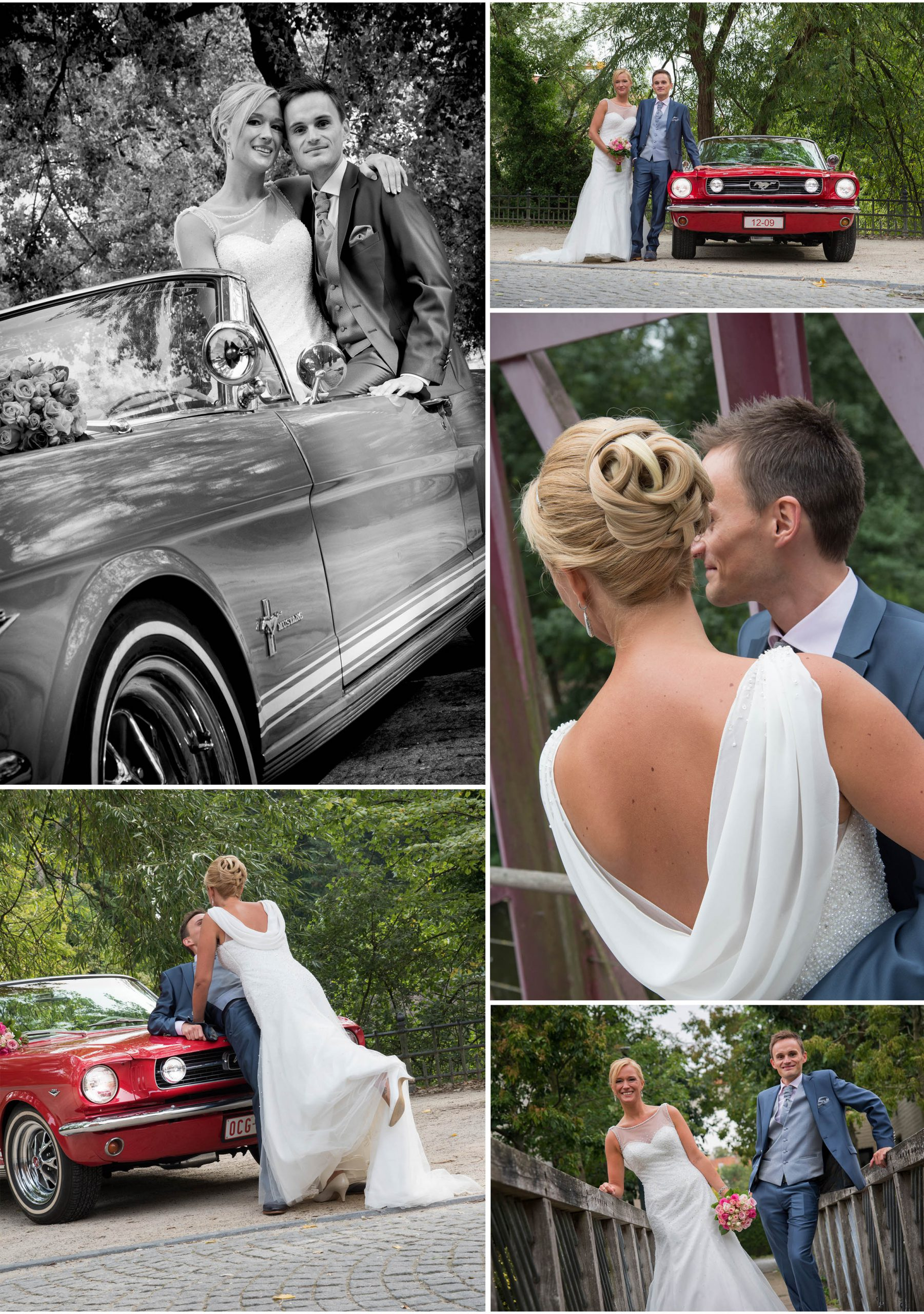 huwelijksfotograaf Meulebeke