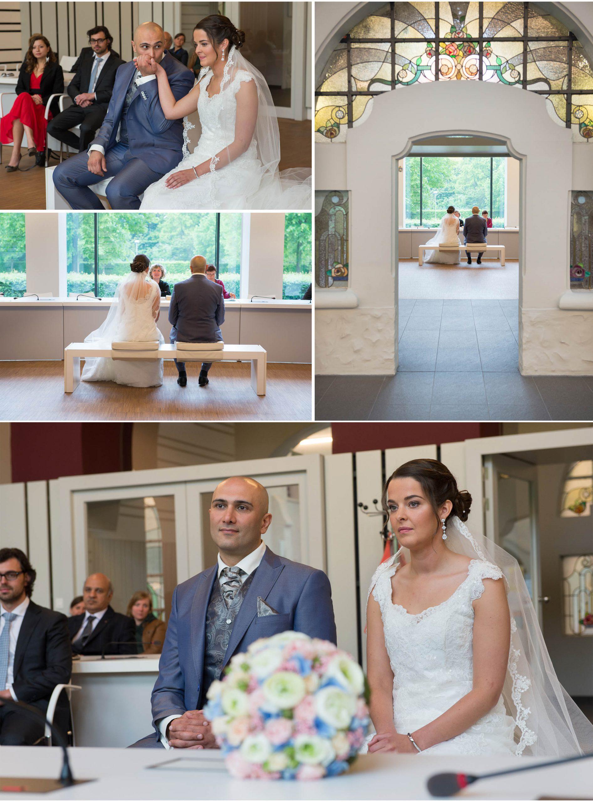 huwelijksfotograaf Wakken