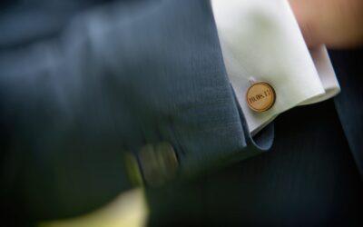 Waarom dragen we manchetknopen?