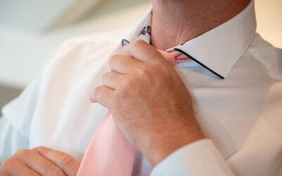 Hoe knoop je een stropdas.