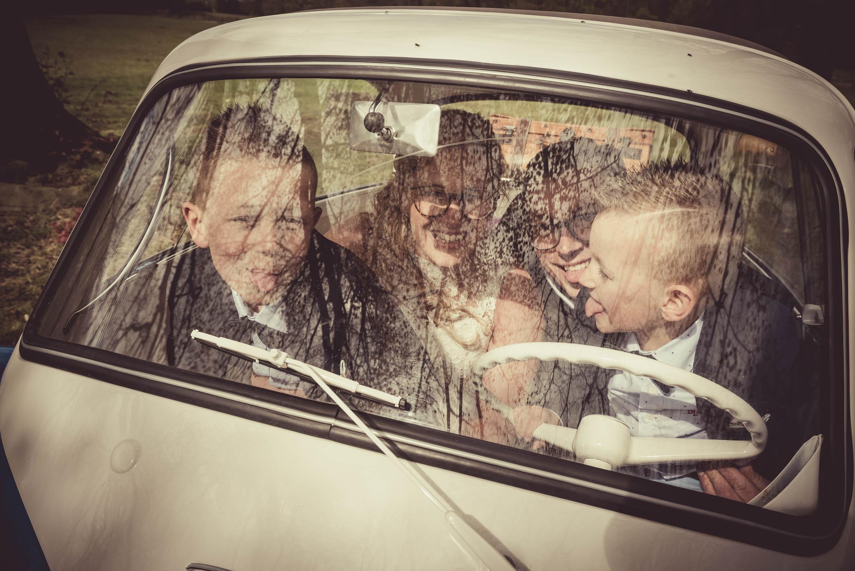 vervoer huwelijk