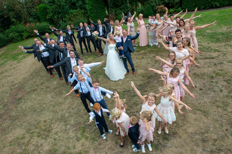 wie uitnodigen huwelijk