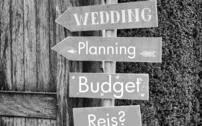 Bepaal het budget