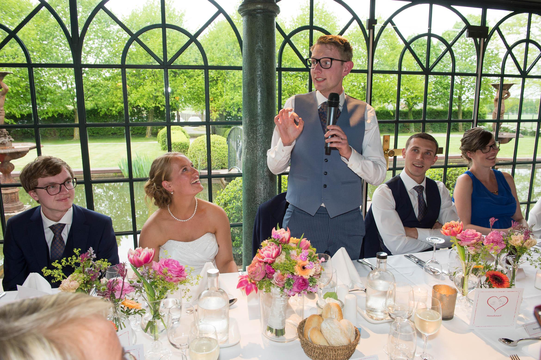 speech huwelijk