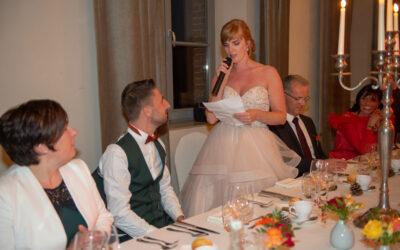 Zo geef jij een onvergetelijke bruiloftspeech